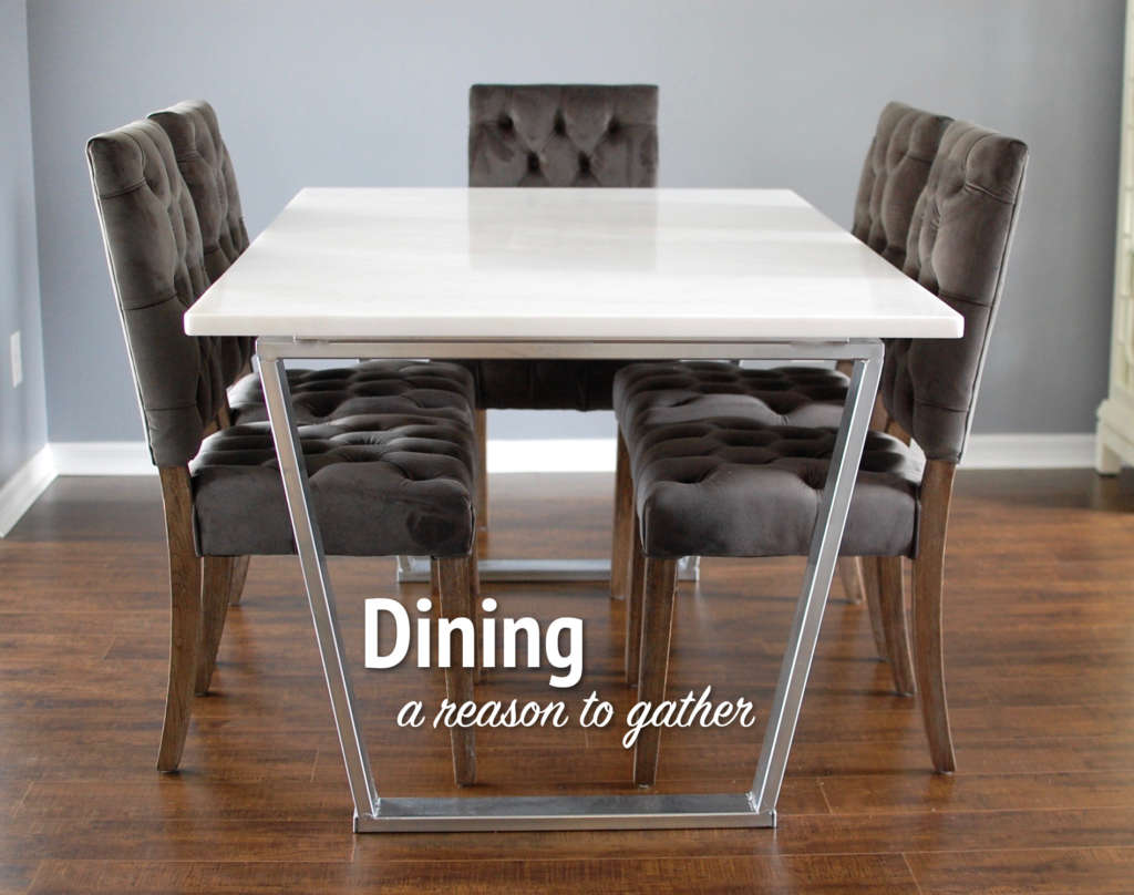 Dining Tables & Frames