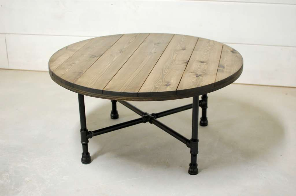 ... Industrial Pipe Coffee Table. Previous