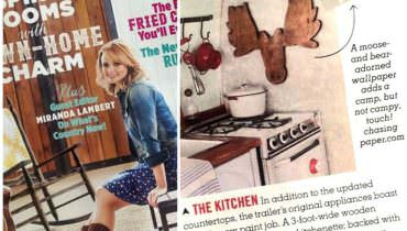 Holy Moose! Country Living Magazine Feature