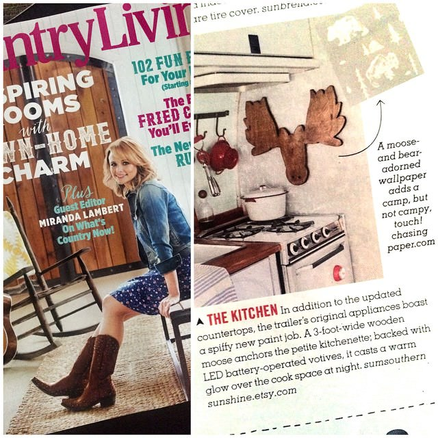 Country Living Magazine Feature