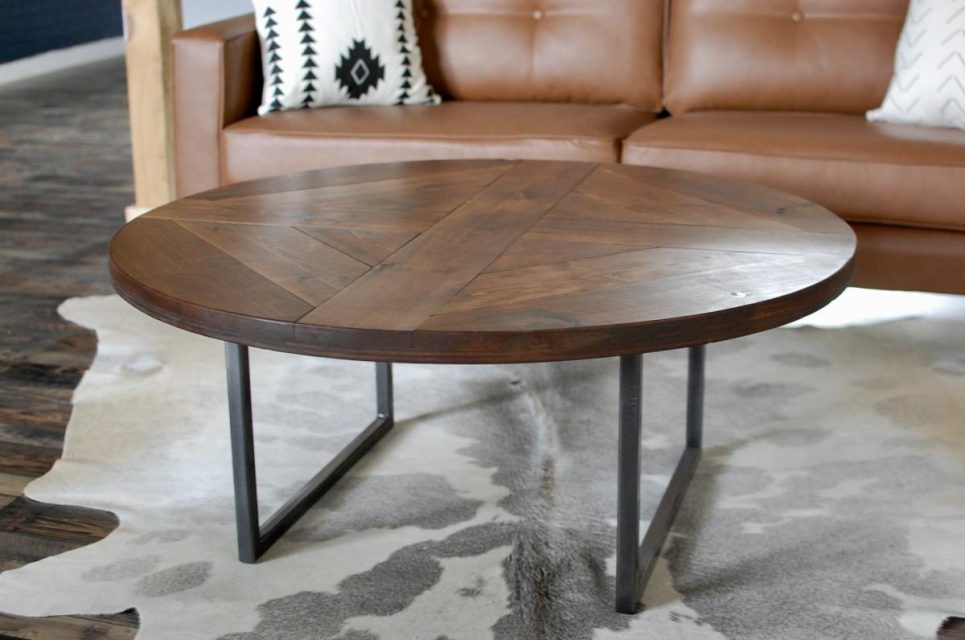 Rachela Modern Coffee Table