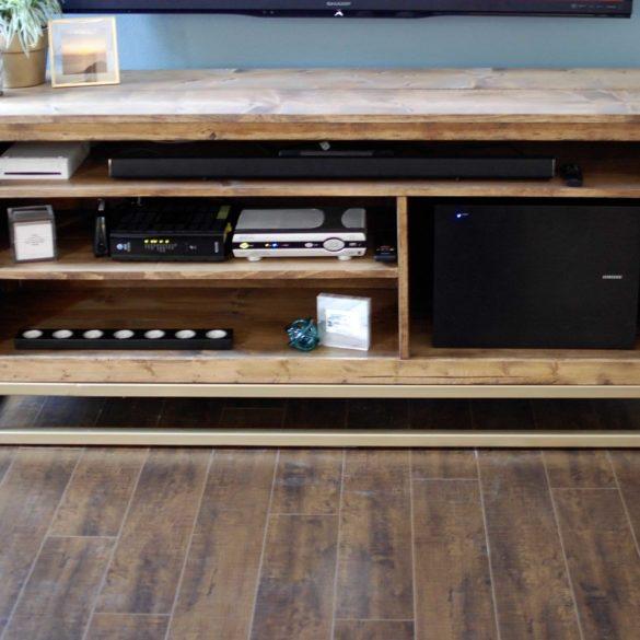 Hampton TV & Media Console