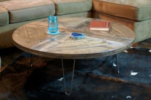 Rachela Round Coffee Table