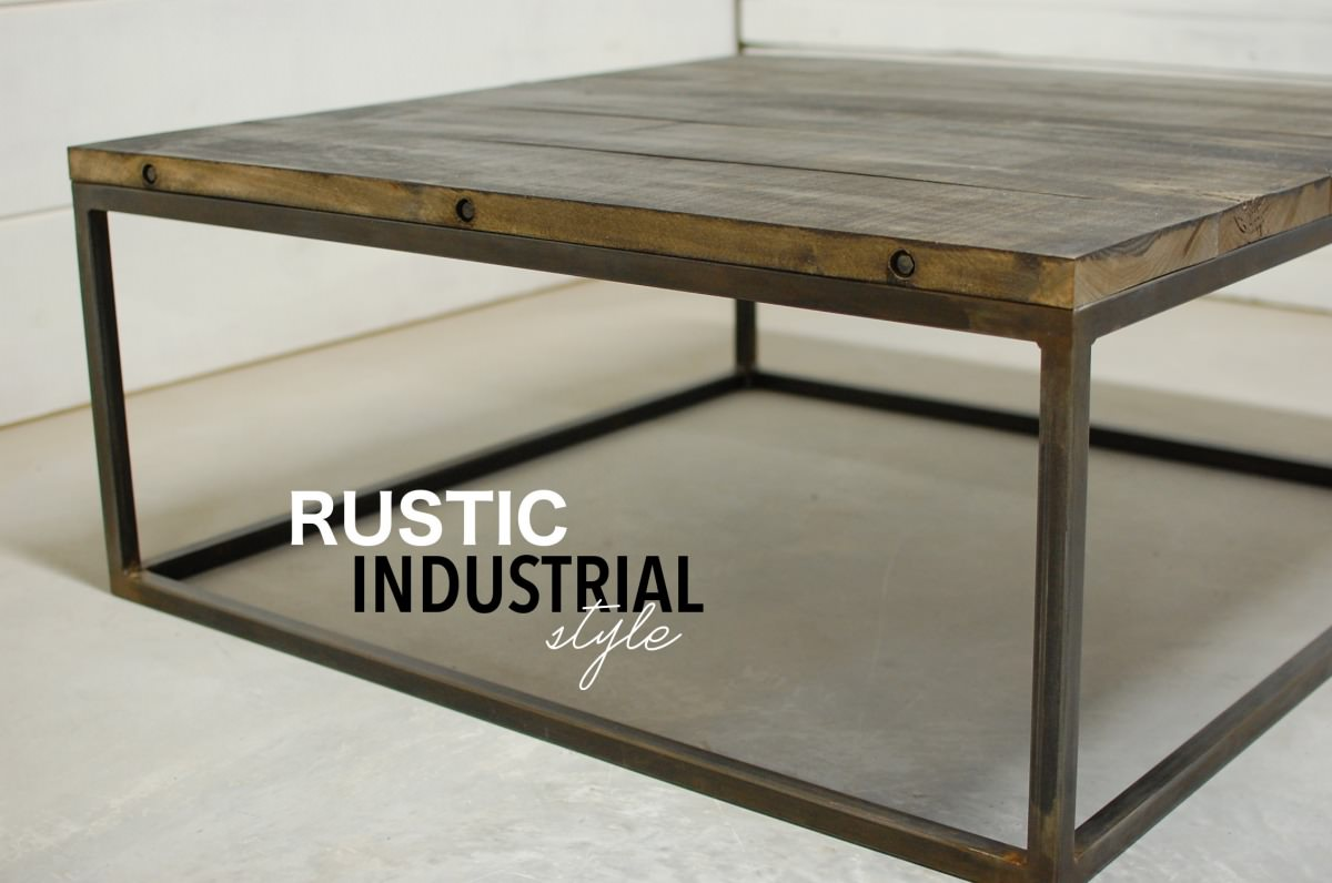 industrial furniture table. Industrial Furniture Table L