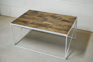 Beale Wood Coffee Table