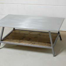Chesapeake Zinc Coffee Table