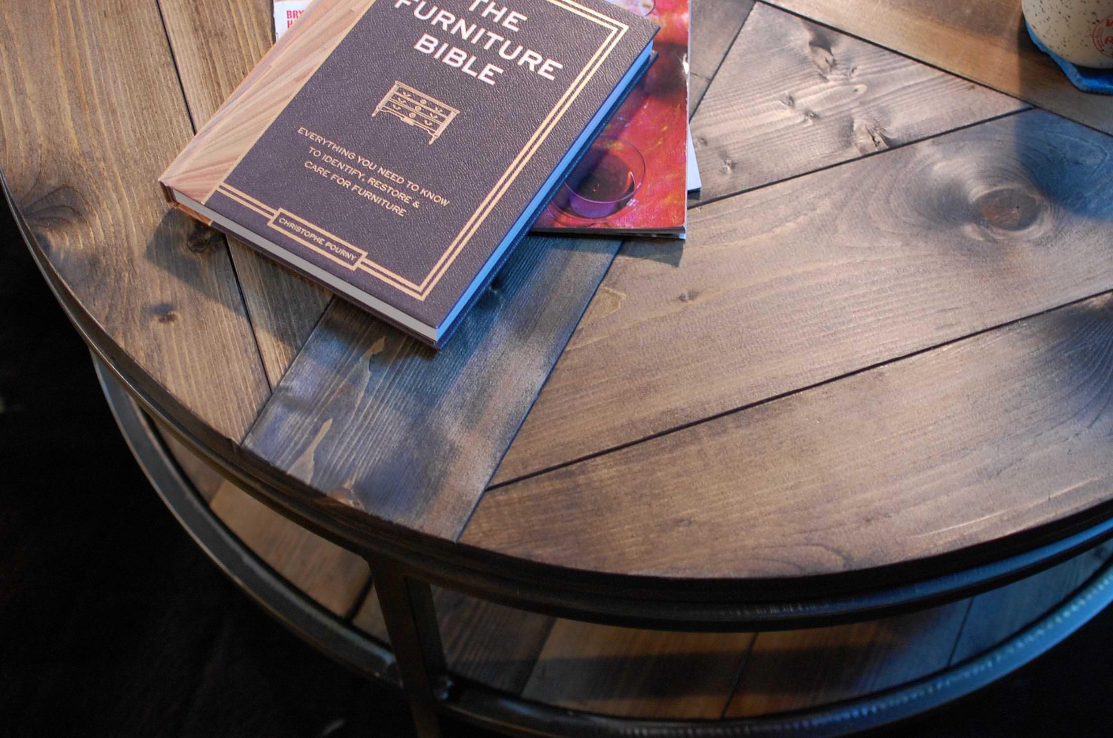 Calloway Shelf Coffee Table Next
