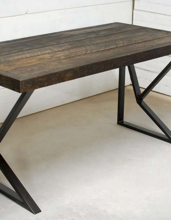 Somerset Modern Wood Desk