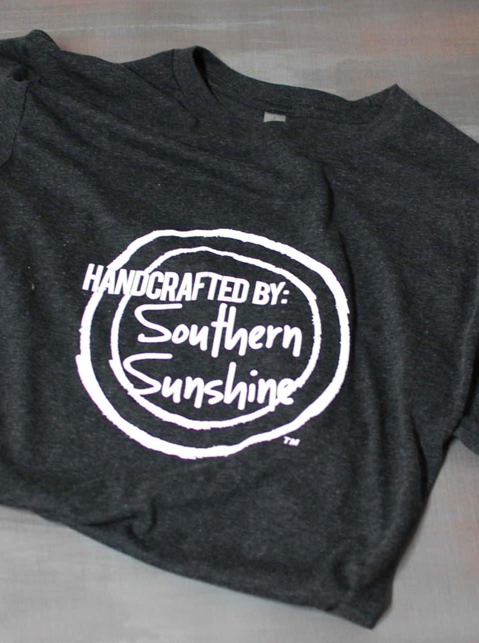 Handcrafted by Southern Sunshine Shirt