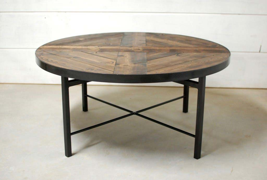Wellington Round Coffee Table