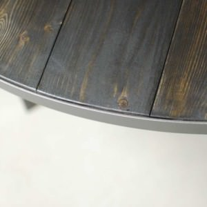 Falabella Round Wood Dining Table