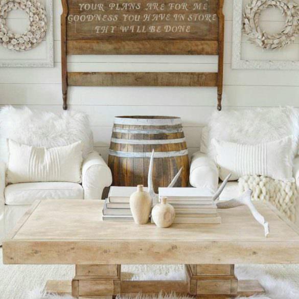 Riley Farmhouse Coffee Table