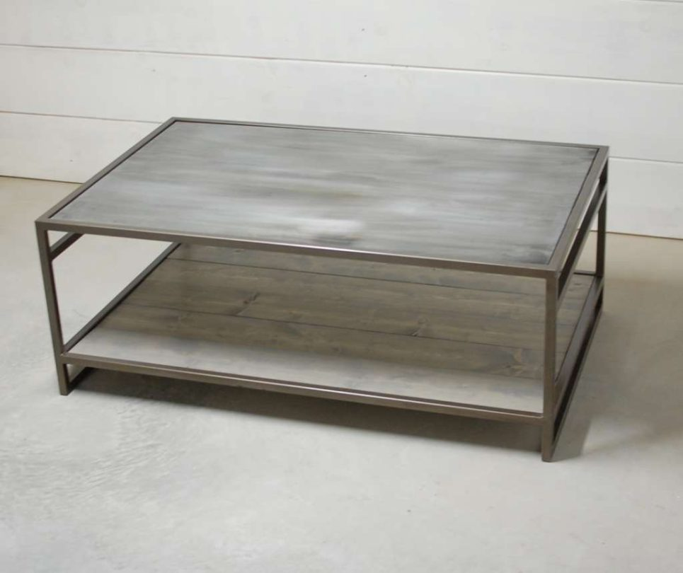 Attica 2 Tier Coffee Table