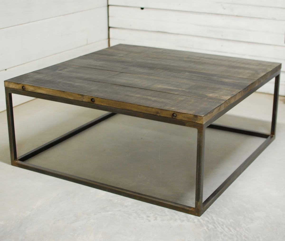 Jimmy Coffee Table - Southern Sunshine