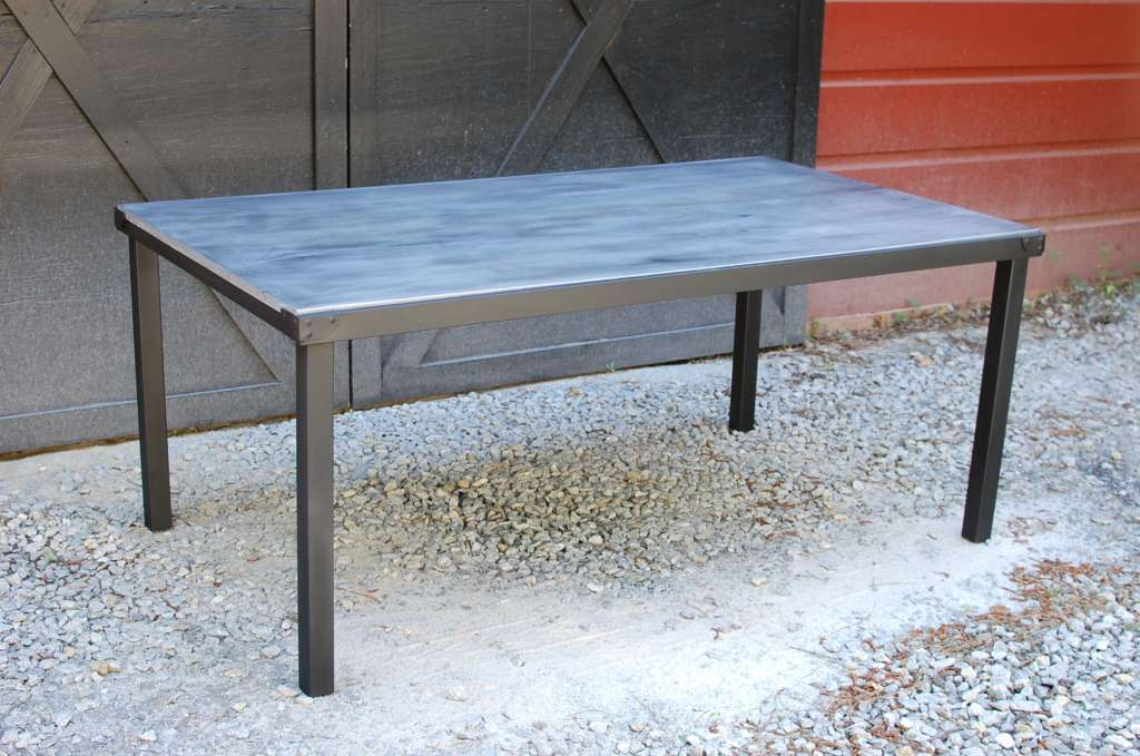 Zinc Coffee Tables Dining Tables And Side Tables