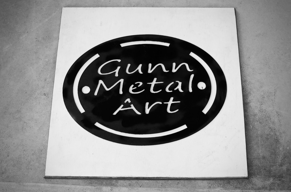 Gunn Metal Art