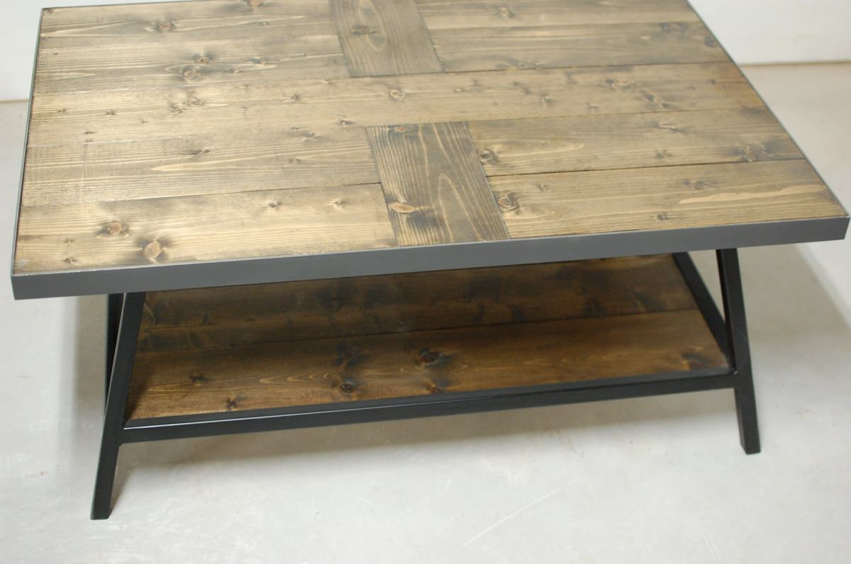 Chesapeake 2 Tier Coffee Table • Southern Sunshine