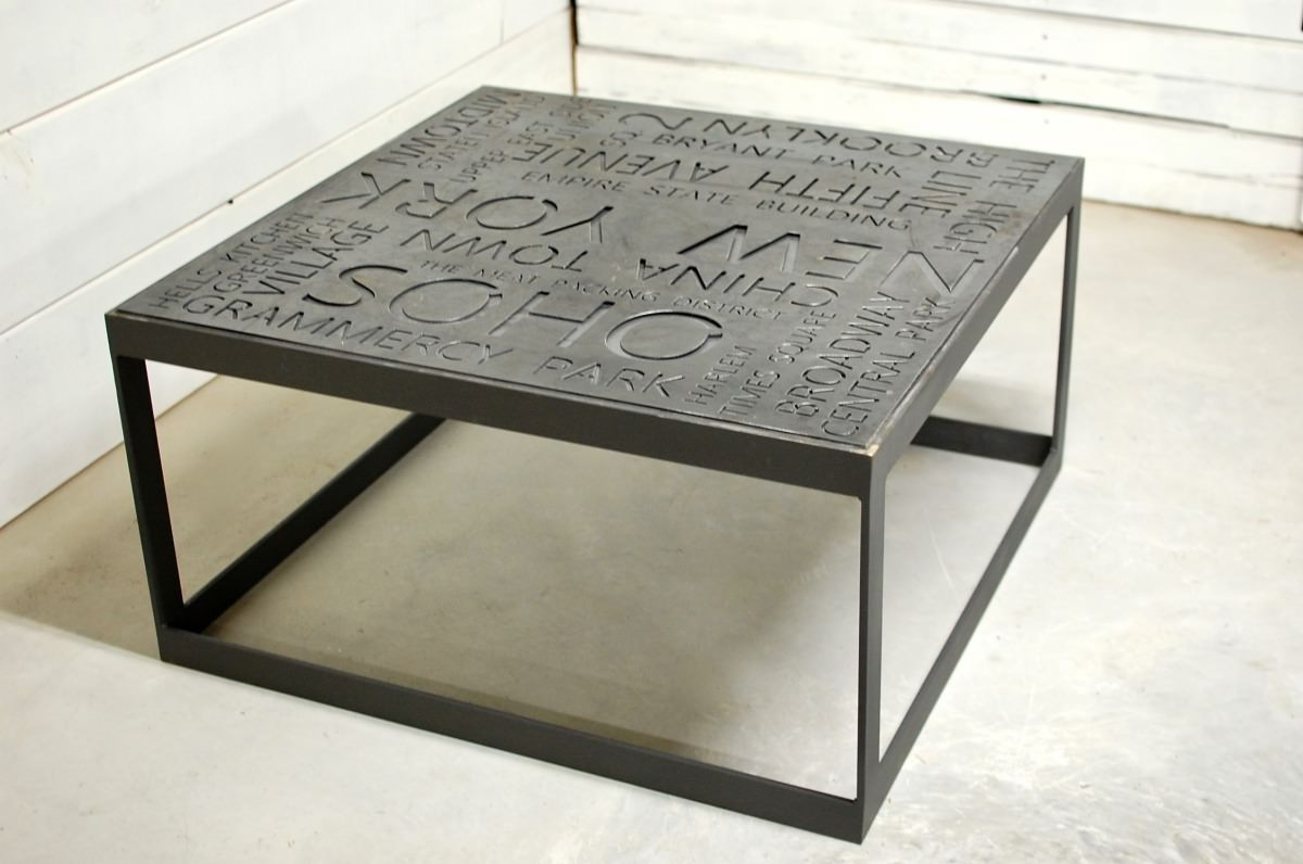 Maximus Urban Nyc Coffee Table Southern Sunshine