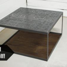Maximus Coffee Table - Southern Sunshine