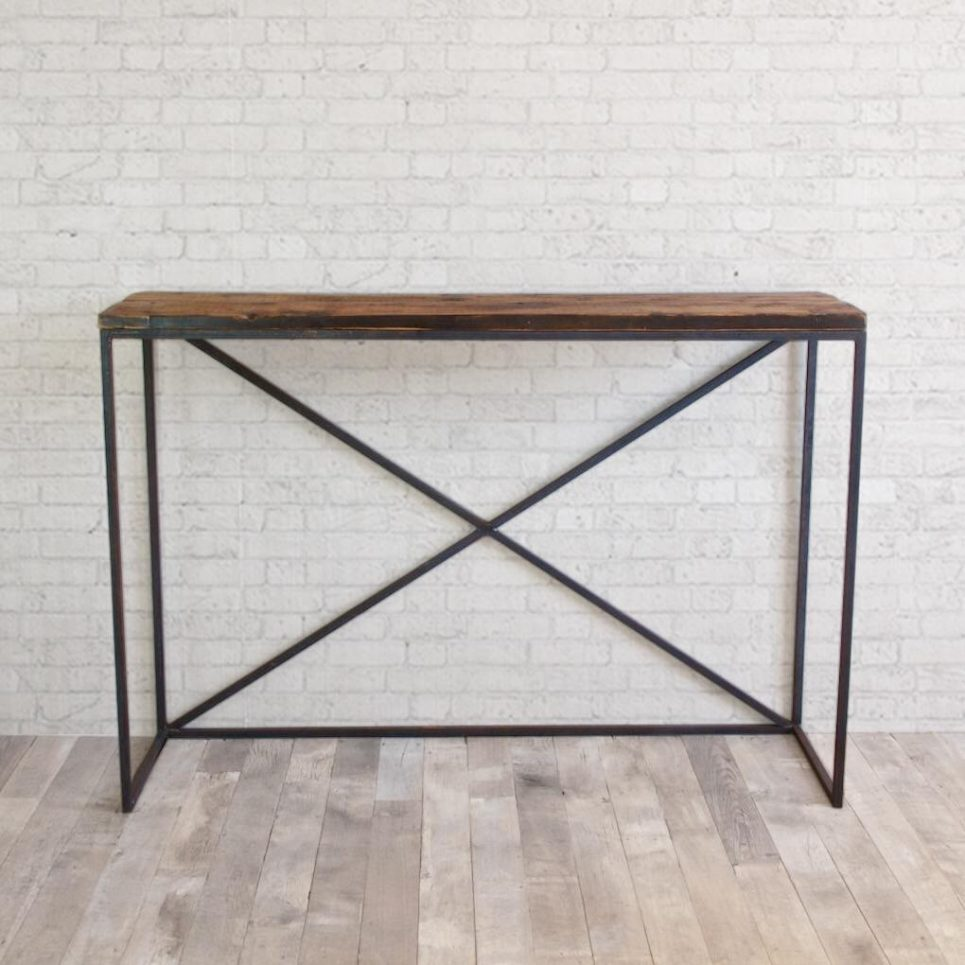 Tristan Wood Console Table