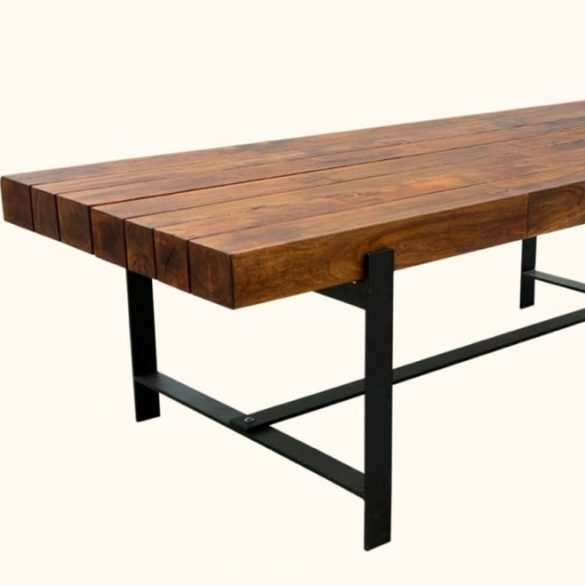 Dunbar Industrial Dining Table