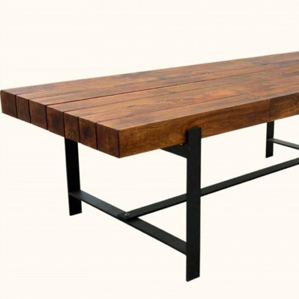 Dunbar Industrial Dining Table