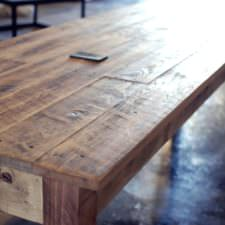 Ezekiel Conference Table