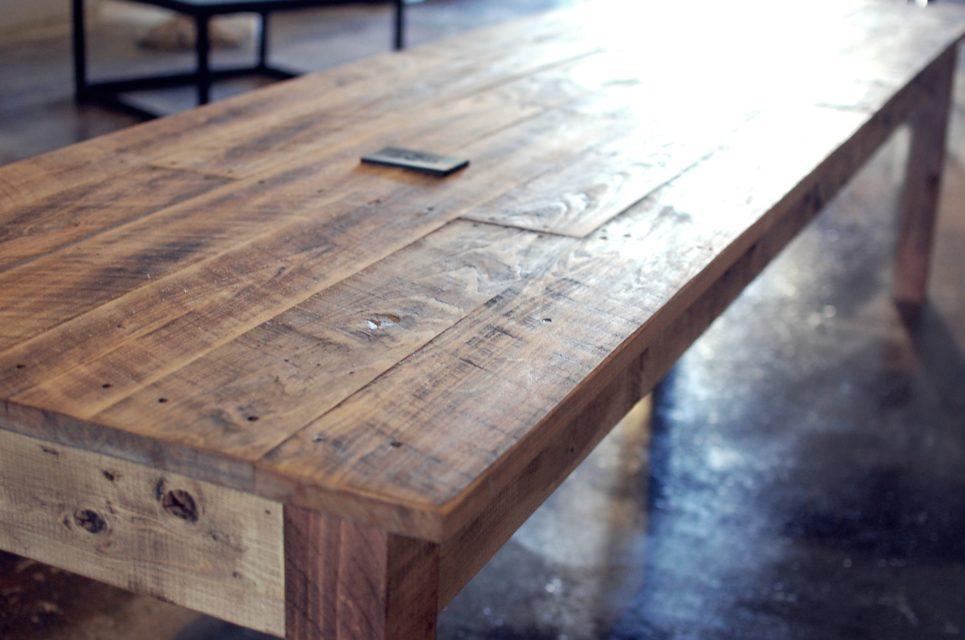 Ezekiel Conference Table