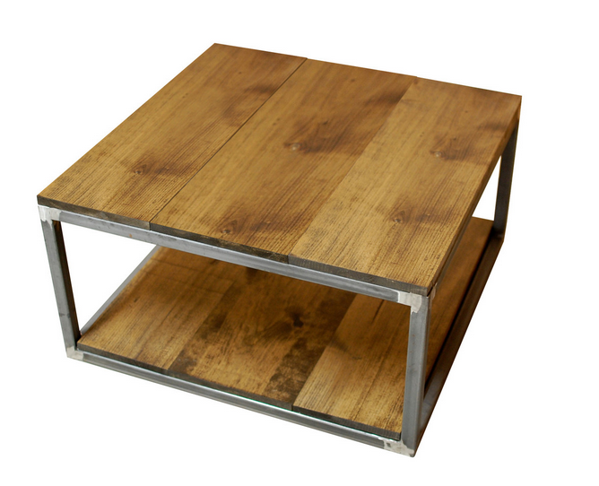 Conner Two-Tier Coffee Table