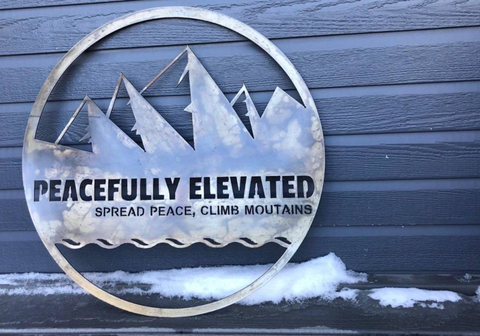 Peacefully Elevated