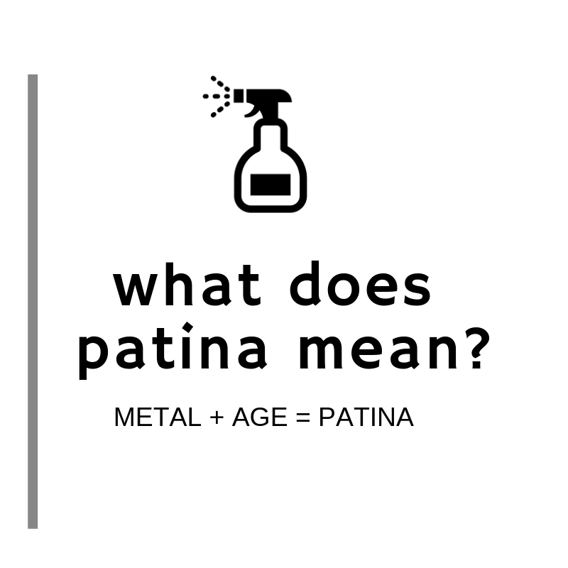 What is patina?