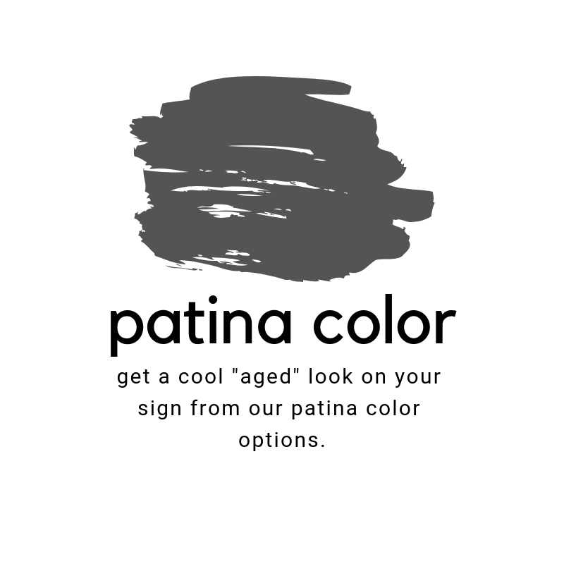 Patina Color